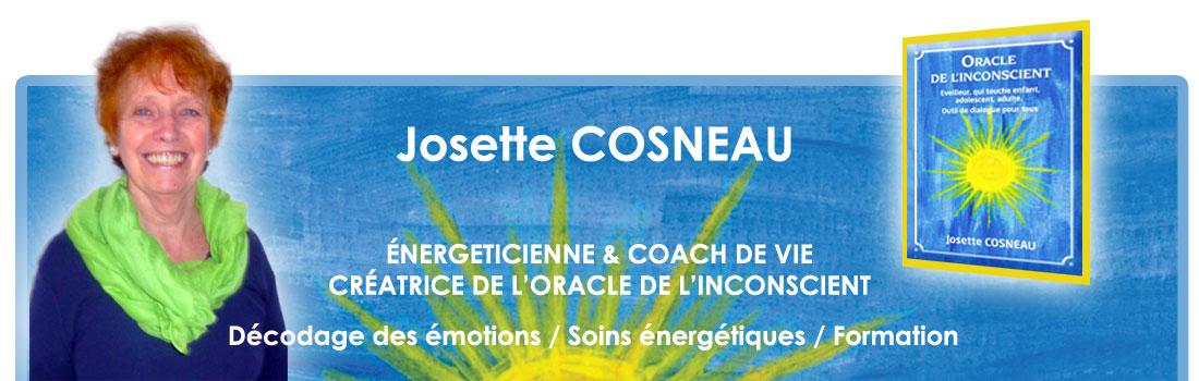 Josette Cosneau - Energéticienne - Le Mans/Alençon